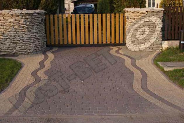 projektowanie nawierzchni z kostki brukowej - Kost-Bet. S.j. Kostka bru... zdjęcie 6