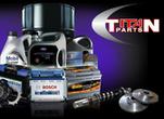 Titan Parts. Części ford, części samochodowe