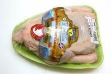 Kurczak zagrodowy karmiony naturalnymi paszami