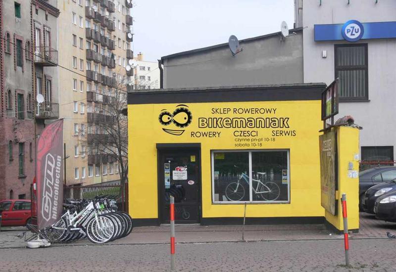 sklepy - FHU Bikemaniak Sebastian ... zdjęcie 1