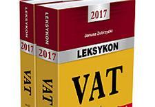 Leksykon VAT - 2017