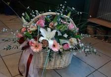 Przesyłki kwiatowe, aranżacje zieleni, bukiety ślubne, kwiaty doniczkowe
