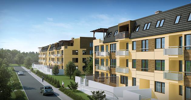 budowa osiedli mieszkaniowych - PHU PARTNER S.J. Dewelope... zdjęcie 2