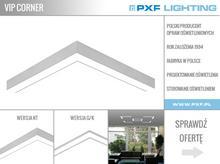 VIP CORNER LED – świecący narożnik LED