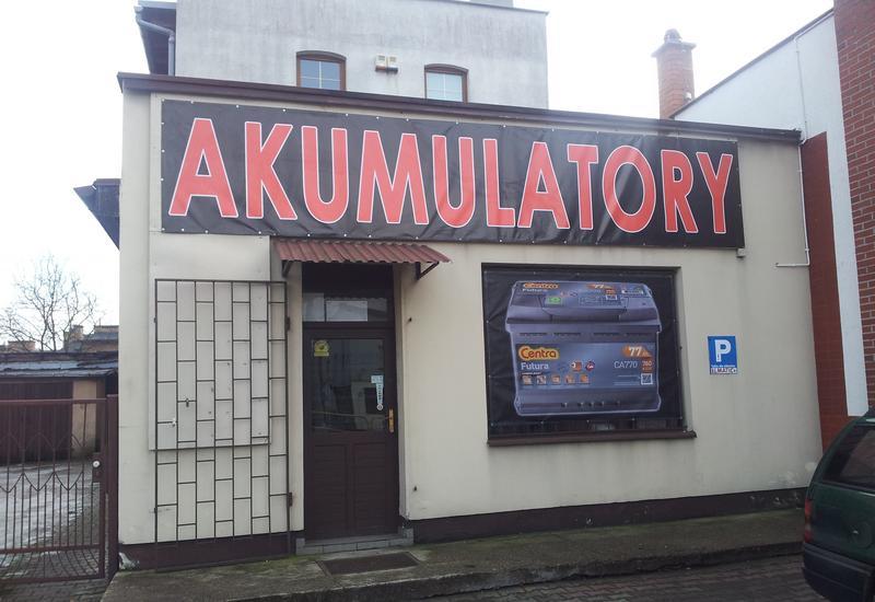 akumulatory - Akumar S.C Hurtownia akum... zdjęcie 1