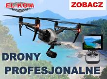 Drony profesjonalne