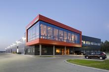 Projekty konstrukcji stalowych