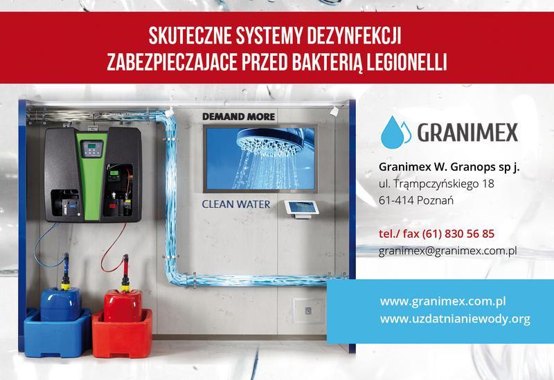 odżelazianie - GRANIMEX - badanie wody, ... zdjęcie 2
