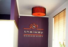 masaż dla dwojga - Thai-Land Massage. Salon ... zdjęcie 3