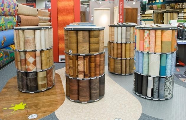 wykładziny elastyczne - Komfort. Panele, dywany, ... zdjęcie 7
