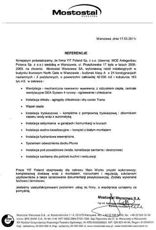 rms - YIT Poland - Biuro serwis... zdjęcie 13
