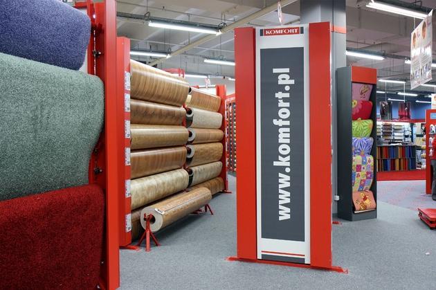 deska barlinecka - Komfort. Panele, dywany, ... zdjęcie 3