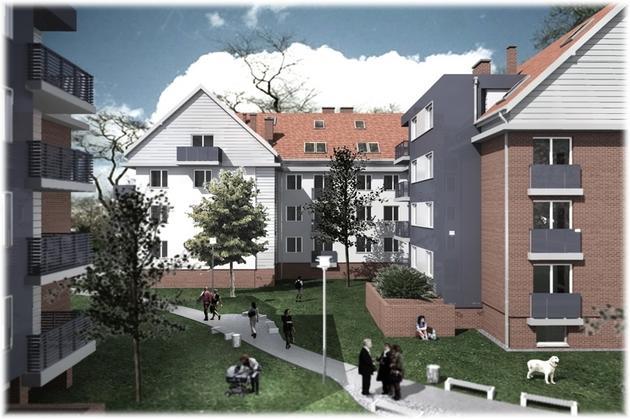 nowe mieszkanie wrocław - Spółdzielnia Budowlano-Mi... zdjęcie 5