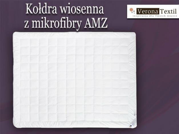KOŁDRA MIKROFIBRA WIOSENNA 200X220 AMZ