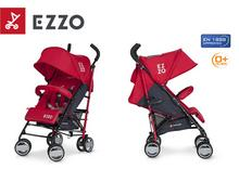 Wózek spacerowy EZZO (Scarlet)