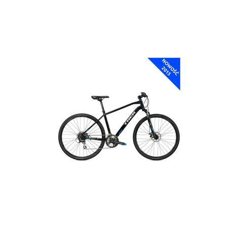Dzięki wytrzymałej i lekkiej ramie aluminiowej, rower umożliwia szybką jazdę szosową oraz jazdę w terenie. Kompatybilny z DuoTrap S