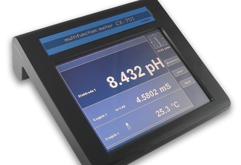 czujniki - Producent pHmetrów Elmetr... zdjęcie 4