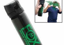 gaz obronny, gaz pieprzowy