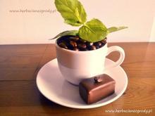 Czekoladowo-miętowa kawa smakowa arabica ziarnista