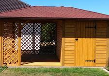 zestawy mebli ogrodowych - Pasja Drewna zdjęcie 1