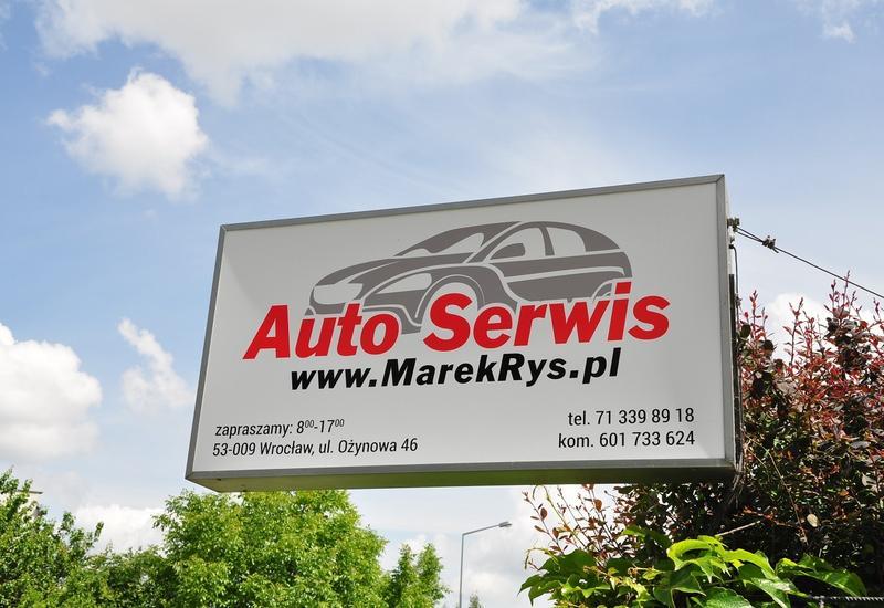 pojazdów - Auto Serwis Marek Ryś zdjęcie 1