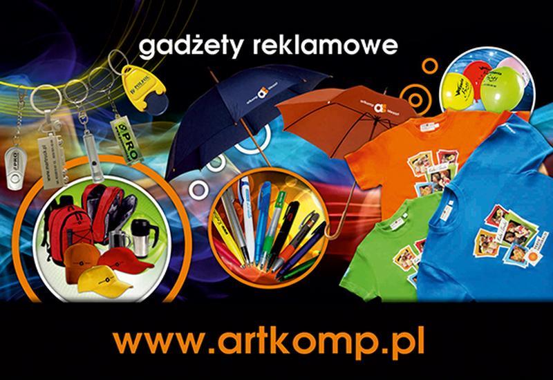 grafika indywidualna - Artkomp-Ideaart s.c. Rekl... zdjęcie 7