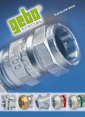 łączniki stalowe - Gebo Technika Internation... zdjęcie 10