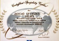 optometrysta - Zakład Optyczny Hilary. O... zdjęcie 12