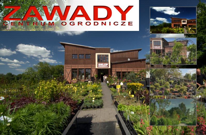 Centrum Ogrodnicze Zawady Rośliny Ozdobne Donice