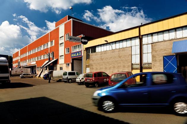 śląski rynek hurtowy - Śląski Rynek Hurtowy Obro... zdjęcie 10