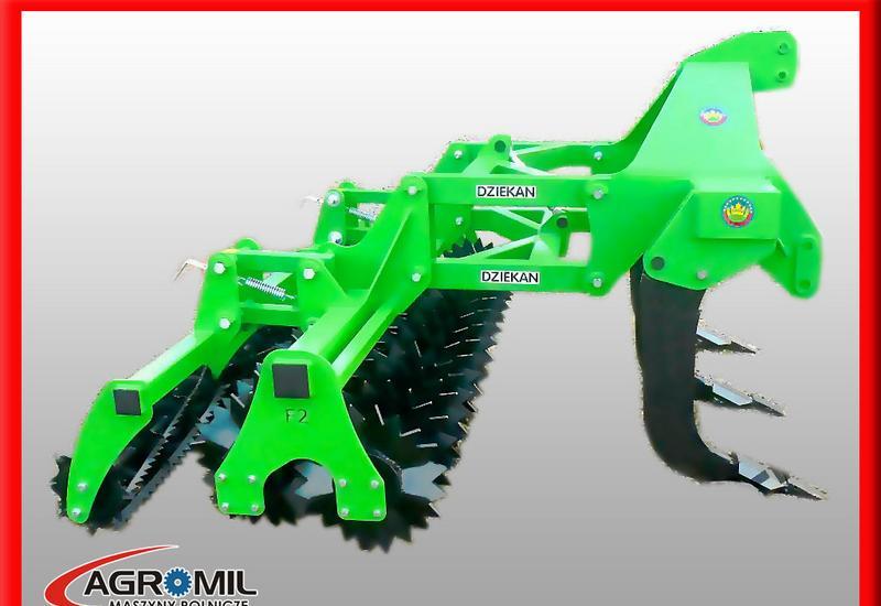 maszyny rolnicze agromil