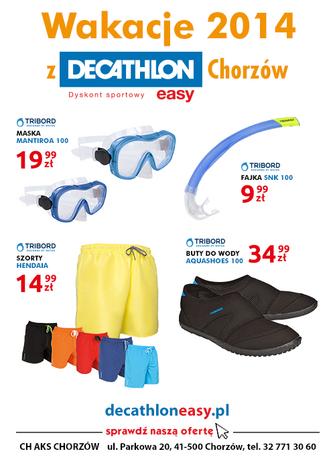 turystyczna - Decathlon Easy zdjęcie 1