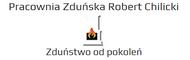 Pracownia Zduńska Robert Chilicki - Szczecin, Jagiellońska 25