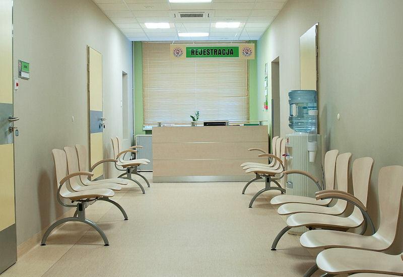 Poliklinika, medycyna, lekarze