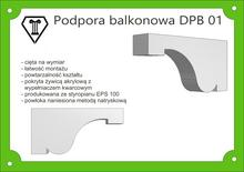 Podpory balkonowe DKRB