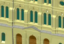 pomiary geometrii, fotogrametria, inwentaryzacje architektoniczne