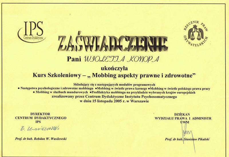 psycholog - PROWENT Lekarski Gabinet ... zdjęcie 3