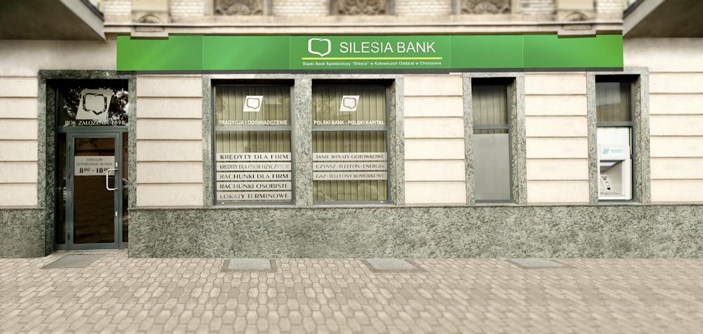 bank spółdzielczy - Śląski Bank Spółdzielczy ... zdjęcie 1