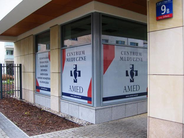 kinezyterapia - Centrum Medyczne AMED. Re... zdjęcie 3