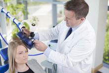 Redukcja szumów usznych metodą neuromodulacji