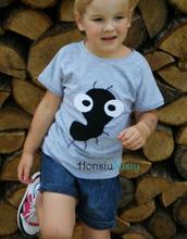 T-shirt MRÓWKA szary