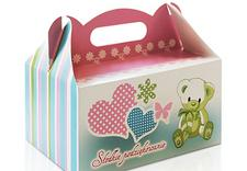pudełko  ciasta - STEINER STRADA - poligraf... zdjęcie 3