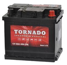 Akumulator Tornado 50Ah 400A