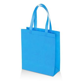 Torba reklamowa niebieska