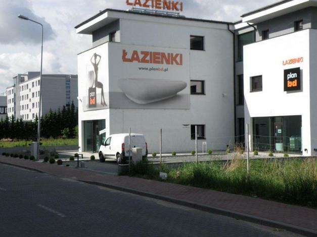 kabiny łazienkowe - Plan bd Salon Łazienkowy zdjęcie 3