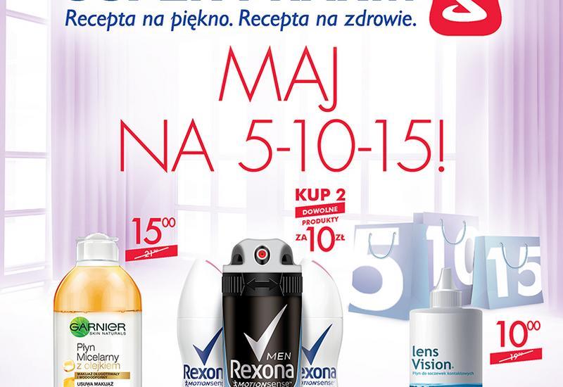 oferty specjalne - Super-Pharm CH Nova Park zdjęcie 1