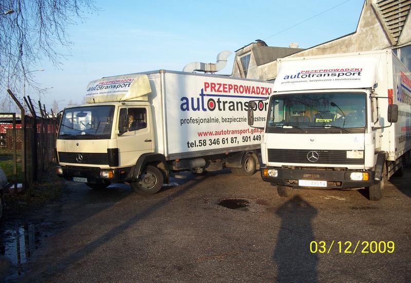przeprowadzki firm i instytucji mieszkań - Auto-Transport. Przeprowa... zdjęcie 3