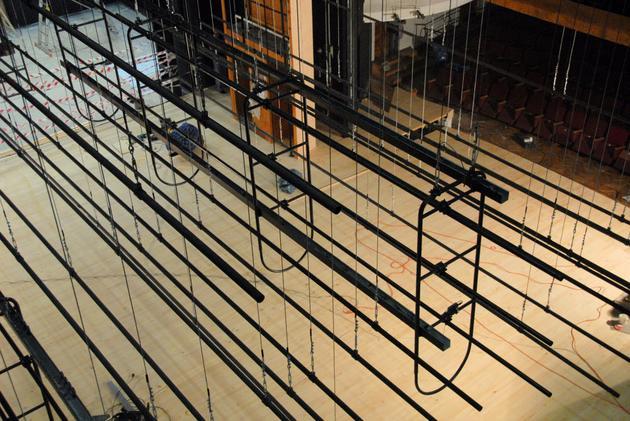 oświetlenie led - OTO - Wyposażenie teatrów... zdjęcie 8