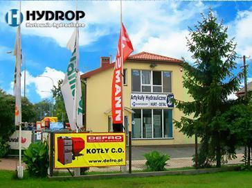 centralne odkurzacze - Hydrop. Robert Knyż, hurt... zdjęcie 1