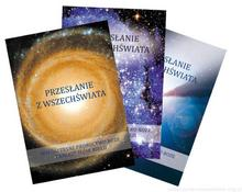 Przesłanie z wszechświata. Tom 1, 2 i 3